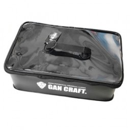 Gan Craft POUCH #L Black