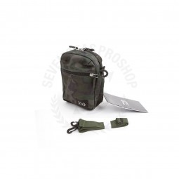 Daiwa BA-33019 Mini Shoulder Bag Green Camo