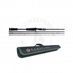 Major Craft Benkei Pack Rod Bait #BIC-704MH (Baitcasting)