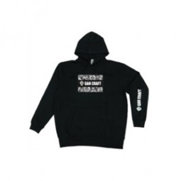 Gan Craft Jumble Logo Parker #Black-L*2019