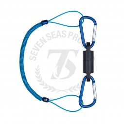 Dai-Ichi Carabiner Holder MG3500 #Blue
