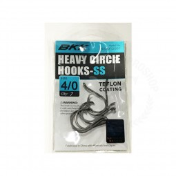 BKK Heavy Circle Glow size 4/0