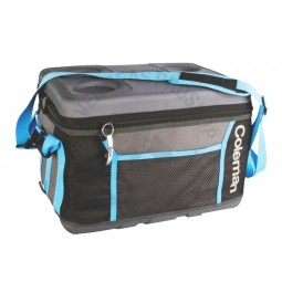 Coleman Collapsible Eva Molded Soft Sport Cooler*Blue