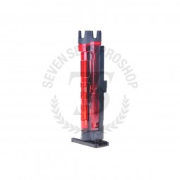 Versus/Meiho Rod Stand BM-250*Red-Clear