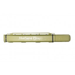 Nature Boys Rod case #Dark Green