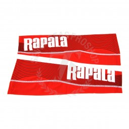 Rapala Arm sleeve #Red (Size-XXL)