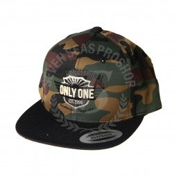 Duo ONLY ONE Snap back Cap camo/bk
