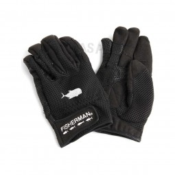 FISHER MAN GLOVE XLA #BK/WH