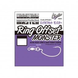 Gran Company Ring Offset Monster #5/0