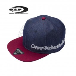 OSP Flat Visor Cap ( Denim Gray )