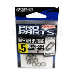 Owner Split Ring Hyper Wire P-12 #5*4811