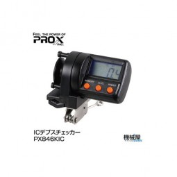Prox PX846KIC*Black Deep Checker Digital -23mm