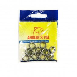 Anglers Duty Split Ring #250Lbs