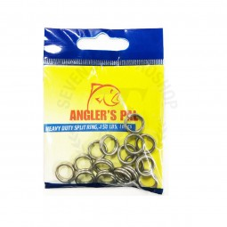 Anglers Duty Split Ring #150Lbs