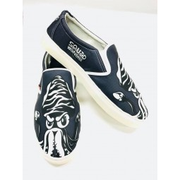 Squid Wanabe SQW SLIPON CLASSIC*shoes Size 38