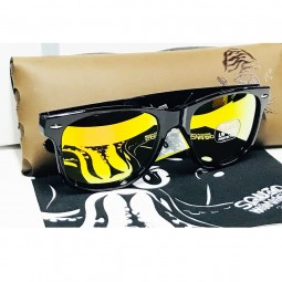 Squid Wanabe SQW Sun Glass UV*Lens Yellow