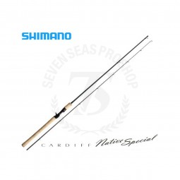 Shimano Cardiff NATIVE Special*19 B64L*Bait Casting