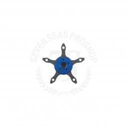 Dress Carbon Star Drag Five Star #LD-OS-1001(Right,Blue)