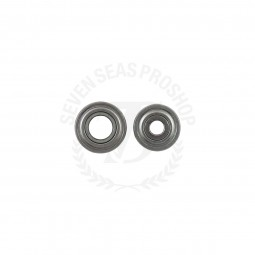 Smooth Drag Ceramic Bearings #5x11x4 3x10x4 mm