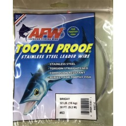 AFW Tooth Proof Stainless S03T-0 #03*สีเงิน