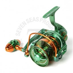 Jigging Master MONSTER GAME 5000H/7000S Green/Gold 4.7