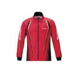 Shimano Shirt 2020 SH-051S Red 2XL