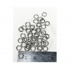 7Seas Solid Ring #4-100 pcs