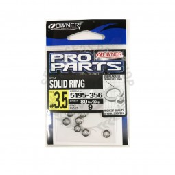 Owner Solid Ring 5195-356 #3.5