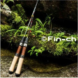Fin-Ch CANARIA 48 Spinning Rod *Black