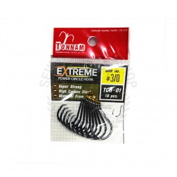 Tonnam Extreme Power Circle Hook TCH-01 #3/0
