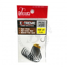 Tonnam Extreme Power Circle Hook TCH-01 #5/0