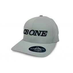 CB One Delta Cap #Gray