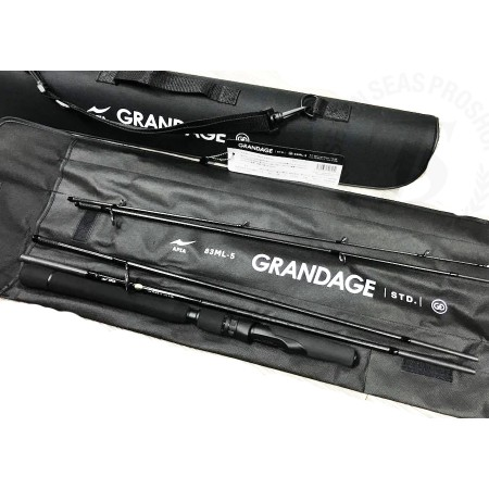APIA GRANDAGE STD 83ML-5 pcs Rod (Spinning)