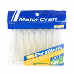 "Major Craft ParaWorm 3.0"" Shad Model #41"