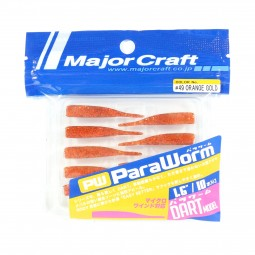 "Major Craft ParaWorm 1.6"" Dart Model #49"