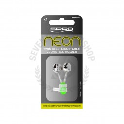 SPRO Neon Adjustable Double Bell Holder