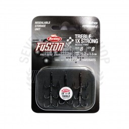 Berkley Fusion Treble Hook size 8