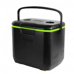 Coleman Conservative 30QT Black/Lime