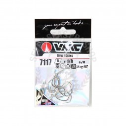 VMC Slow Jigging Hook 7117-TI #1/0