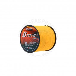 Okawa Brave 1/8 #50lb 250yd *Orange