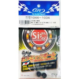 ZPI SiC Ball Bearings #1044-1034