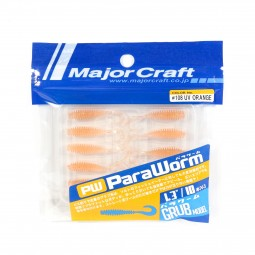 "Major Craft ParaWorm 1.3"" Grub Model #108"