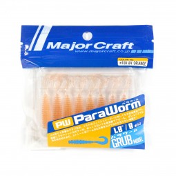 "Major Craft ParaWorm 1.8"" Grub Model #108"