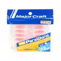 "Major Craft ParaWorm 1.3"" Grub Model #109"