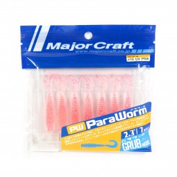 "Major Craft ParaWorm 2.3"" Grub Model #109"