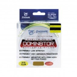 Pioneer Level-Winding DOMIN8TOR Exclusive Nylon 300m #25lb
