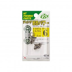NT Swivel 2 Ring BB Power #6