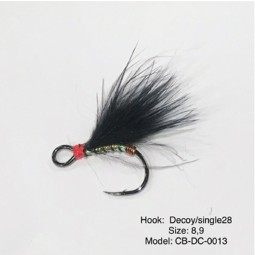 CHERRY BOMB CBDC0013 Fly hook #Size-9