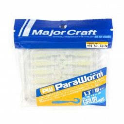 "Major Craft ParaWorm 1.3"" Grub Model #19"