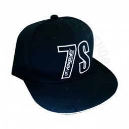 7S Snap cap Black*19